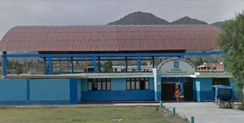 Escuela 81510 VICTOR MARQUEZ ELORREAGA - Sausal