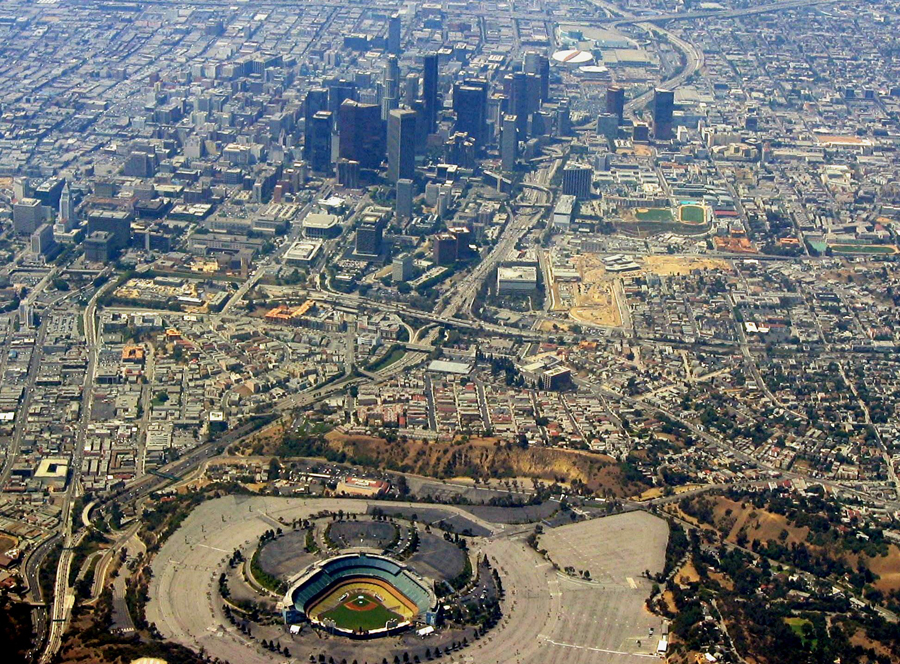 dodger stadium world baseball classic 2017