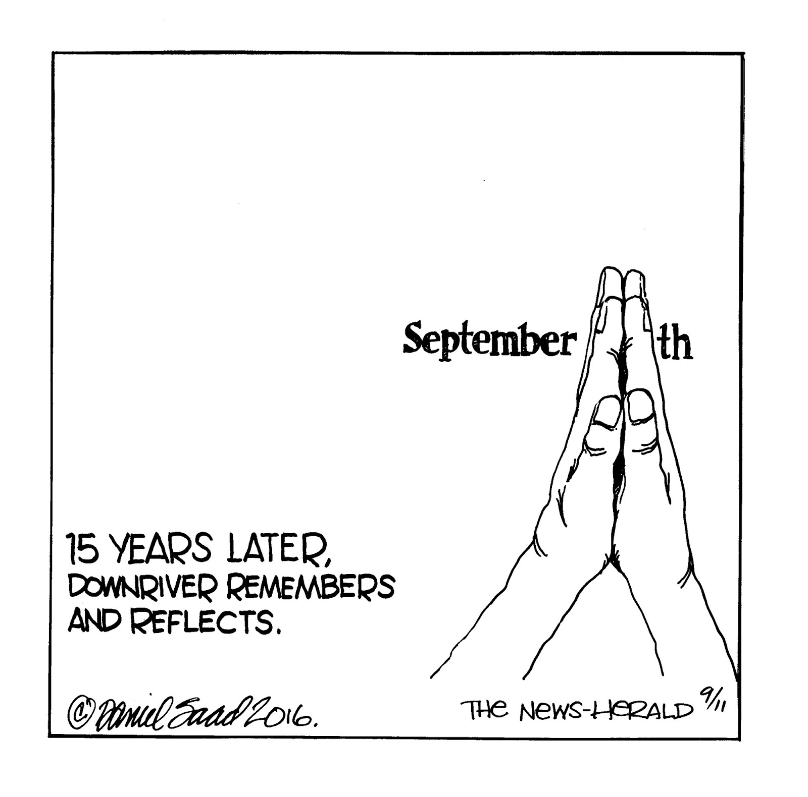 Personal Memories about the Terrorist Attacks of September 11, 2001