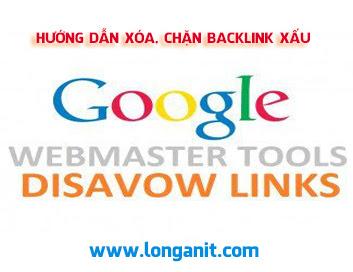 Hướng dẫn xóa và chặn backlink xấu trỏ về site
