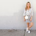 What I wore in LA