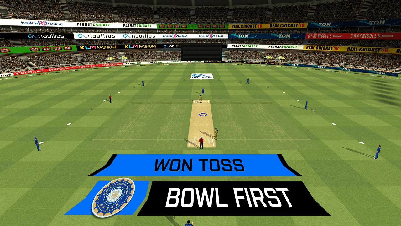 Real Cricket 18 Apk+Obb (Mod) - Md Titu Rana
