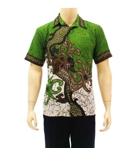 Celana Untuk Batik Pria: Model Baju Batik Untuk Kerja Pria