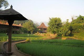 Hill Joglo Villa Semarang