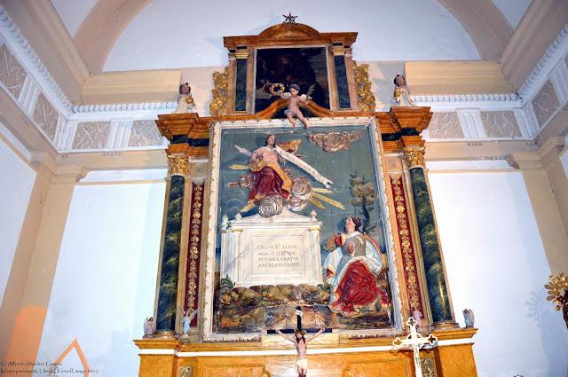 libros-teruel-iglesia-parroquial-retablo