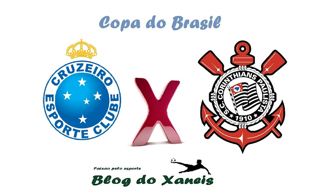 Cruzeiro x Corinthians  Copa do Brasil Quartas de final, Jogo 2  19/10/2016, 21:45  Mineirão, Belo Horizonte, Minas Gerais