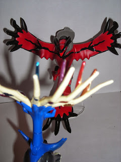 Pokemon Plastic Model Collection Yveltal Xerneas