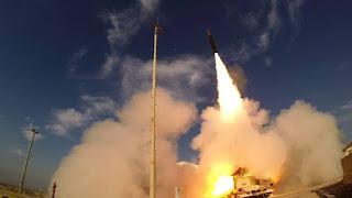 Israel, US test ballistic missile interceptor