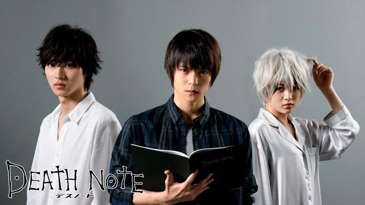 Dalam Serial Animenya Death Note Berhasil Menjadi Salah Satu Anime Terbaik Tidak Hanya Disukai Di Jepang Bahkan Hingga Menembus Pasar Internasional
