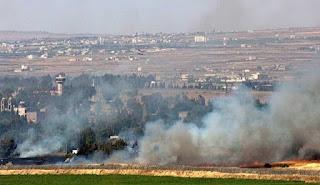 """سوريا : اصابات مباشرة بمواقع """"داعش"""" والنصرة بغارات على القلمون ودير الزور"""