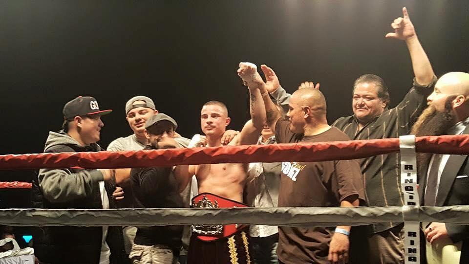 amateur fight night Pine bluff