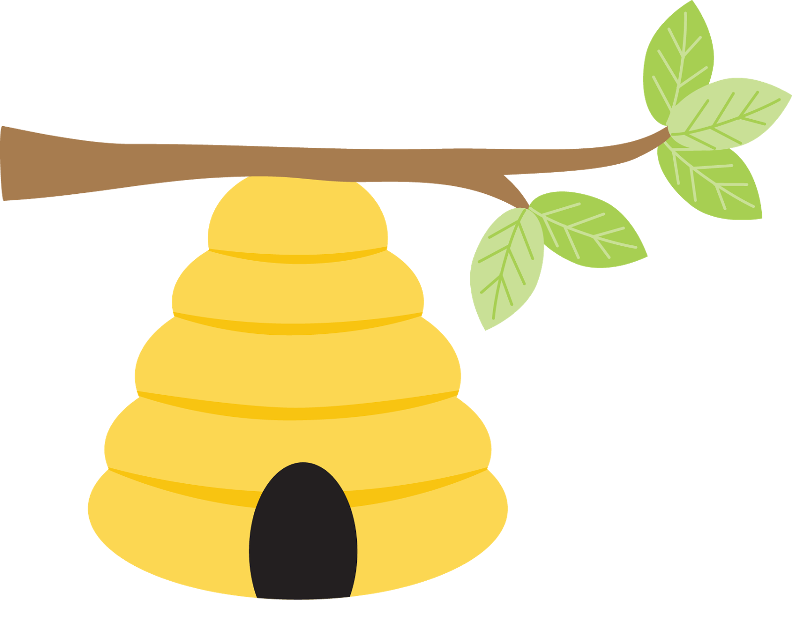 بيت النحل كرتون