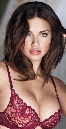 Adriana Lima Victoria's Secret Hot Photoshoot
