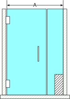 In Line Shower Enclosure 3
