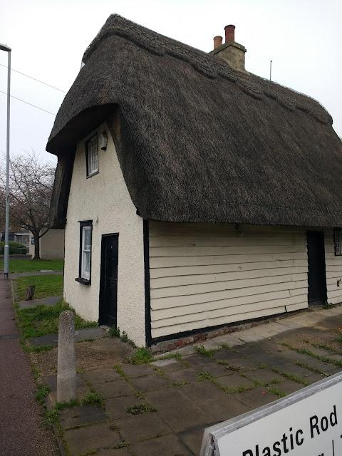 Cherry Hinton, Cambridge, Cottage, Greengrocers, Village, Psychogeography