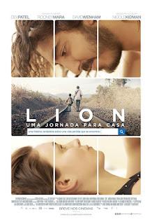 Review Lion: Uma Jornada Para Casa