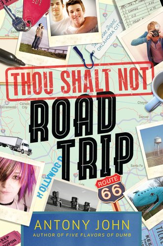 Antony John, road trip, contemporary, young adult, salvation, self-help, Luke Dorsey, religion, faith issues