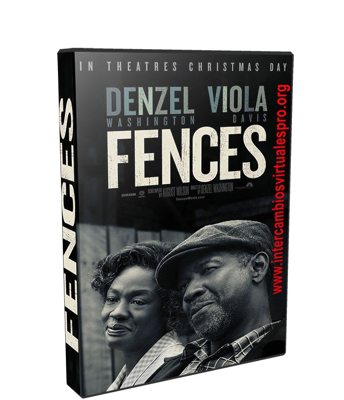 Fences poster box cover