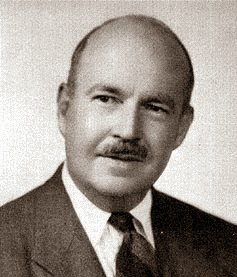 Retrato de Talcott Parsons
