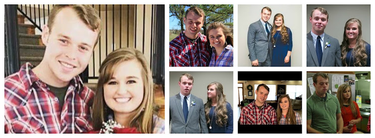 Joseph and Kendra Duggar family blog