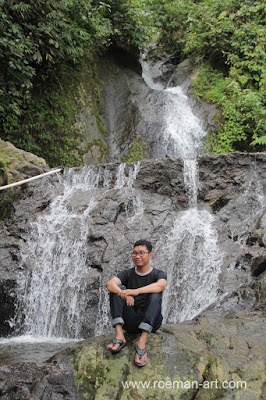 Air Terjun di Rahtawu
