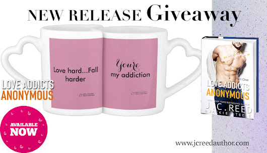 Love Addicts Anonymous Giveaway Day 2