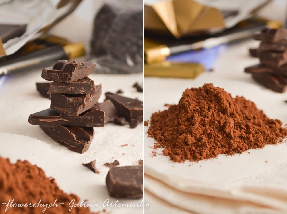 шоколад и какао взаимозаменяемы