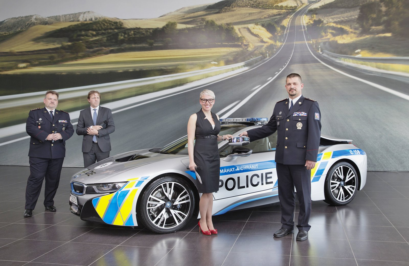 how to make a police car
