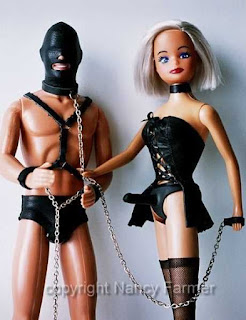 barbie as a dominatrix by nancy farmer