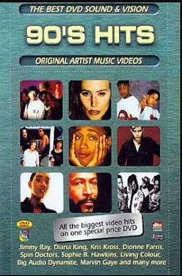 90's Hits (The Best DVD Sound & Visión)