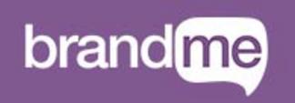 Logo de Brandme