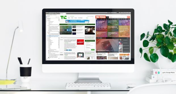 Vivaldi browser caters to power surfers