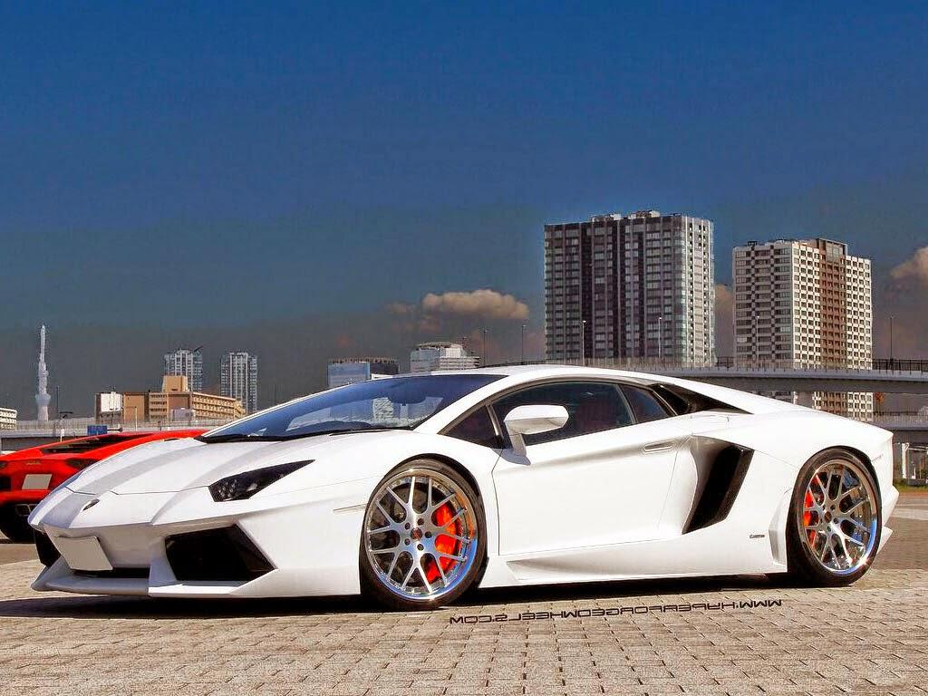 Lamborghini Aventador Modified Wallpaper Concept Sport Car Design