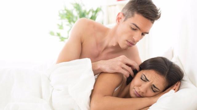 5 Kesalahan yang Kerap Dilakukan Pria Saat Berhubungan Intim