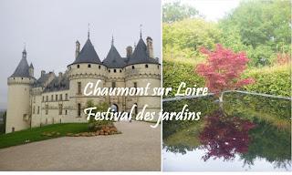 Domaine de Chaumont-sur-Loire   festival des jardins automne 2018 la pensée