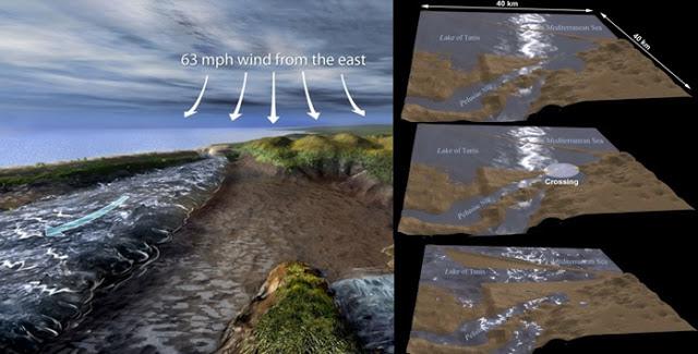 Allahu Akbar, Ilmuwan Temukan Teori Terbelahnya Laut Merah Secara Ilmiah (Video)