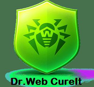 برنامج مكافحة وإزالة الفيروسات والبرامج الضارة Dr.WEB CureIt! 20.11.2018