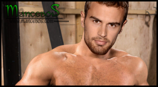 Cumpliendo Nuestra Fantasia Mas Sexual Junto Con Theo James