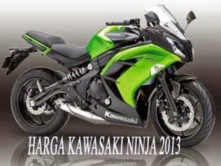 Harga Kawasaki Ninja 150 L Paling Murah Bulan Maret tahun 2018