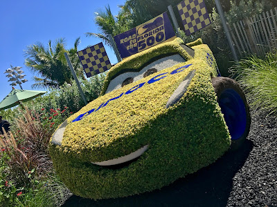 Cars 3 Sneak Peek at Hollywood Studios