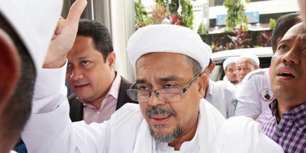 Buka-bukaan! Forum Umat Islam Sebut Anies Hanya Manfaatkan Rizieq Shihab Untuk Gebuk Ahok....