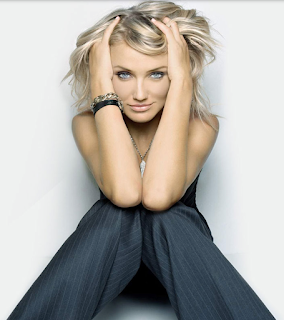 Cameron Diaz talks dressing your age and women she admires with Harpers Bazaar. Details at JasonSantoro.com