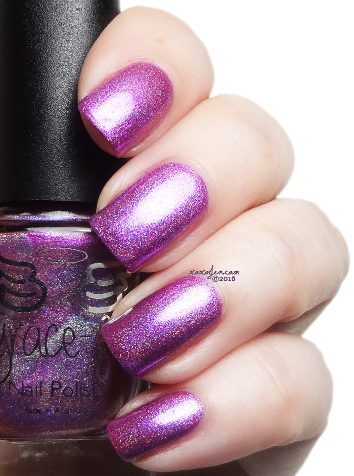 xoxoJen's swatch of Grace-full Jacaranda Tree