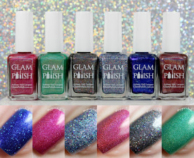 Glam Polish The Queen of Mean