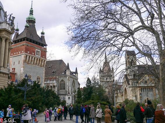 El parque de la ciudad. 16 cosas que ver y hacer en Budapest