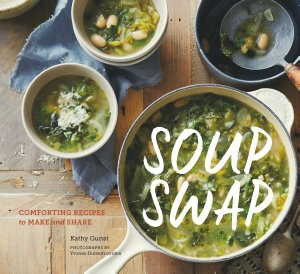 Soup Swap Cookbook cover