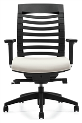 Auto Responding Office Chair