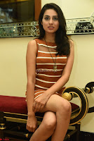 Actress Nikhita in Spicy Small Sleeveless Dress ~  Exclusive 013.JPG