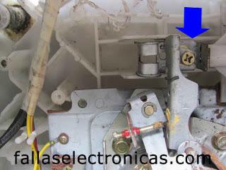 adaptar drain motor a lavadora lg