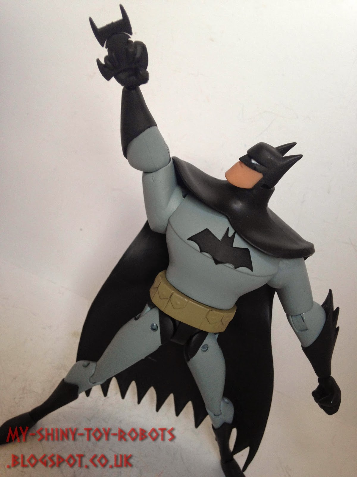 Batman out of the box